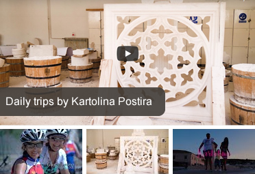 VIDEO: Daily trips by Kartolina Postira